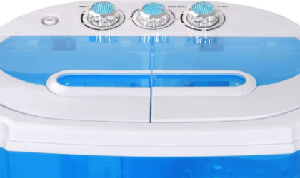 Top 6 Portable Washing Machines of 2020