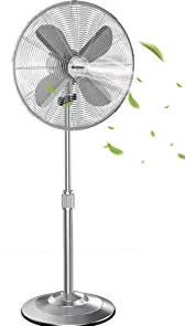 Costway Adjustable Pedestal Fan