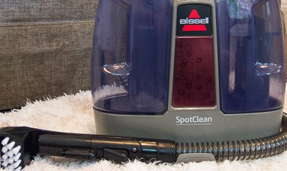 6 Best Portable Carpet Cleaners in 2020